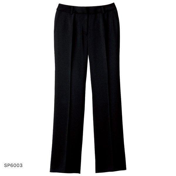 画像1: 【フォーク】パンツ    ブラック SP6003-2 (1)