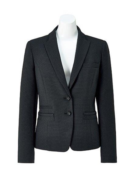画像1: 【ボンマックス】ジャケット(ブラック×グレイ) LJ0171-30 (1)
